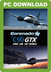 Carenado C90 GTX King Air HD Series