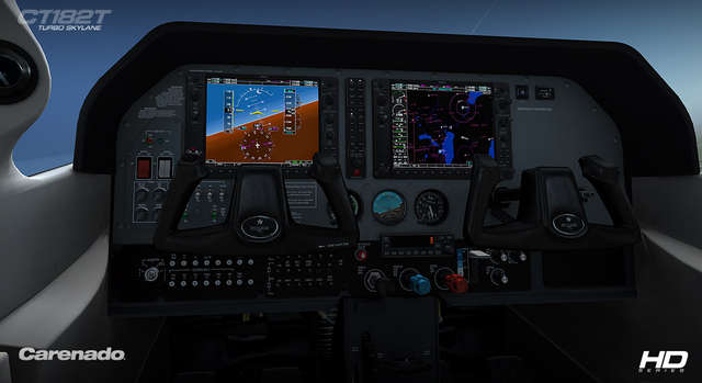 Carenado CT182T Skylane G1000 HD Series