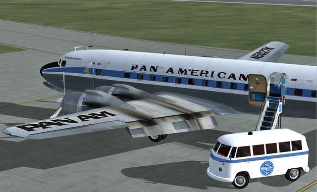 DC-6B - Legends of Flight (Download)
