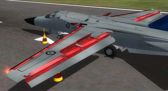 F-111 Aardvark (Pre-order)
