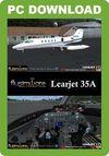 Flysimware Learjet 35A