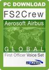 FS2Crew: Aerosoft Airbus Series Global FO Voice Set