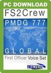 FS2Crew: PMDG 777 Global FO Voice Set