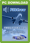FS2Crew PMDG 777 Voice and Button Control