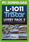 L-1011 TriStar Livery Pack 2