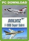 MilViz F-100D Super Sabre