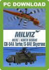 MilViz/Nemeth Designs CH-54A Tarhe / S-64E Skycrane