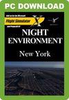 Night Environment New York