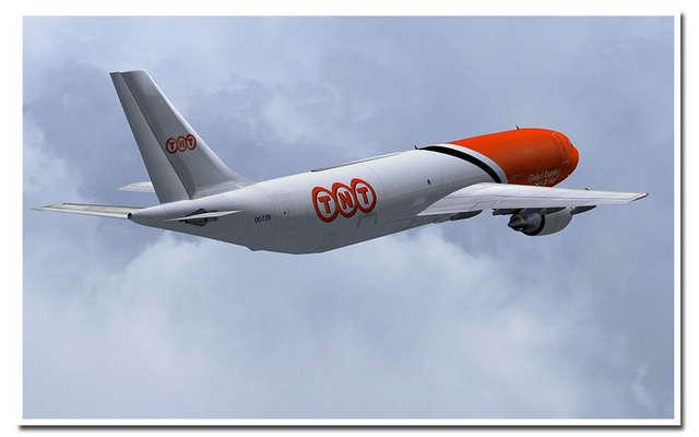 Simcheck Airbus A300B4-200