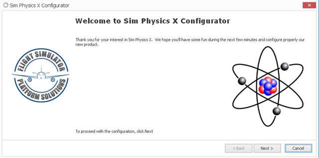 SimPhysics X (for FSX & P3D)
