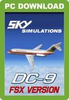 Sky Simulations McDonnell Douglas DC-9 (for FSX)