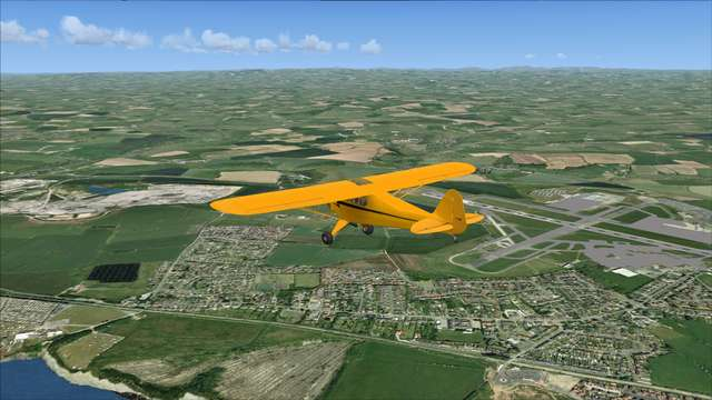 VFR Real Scenery Vol. 3 - Wales & SW England (Download)