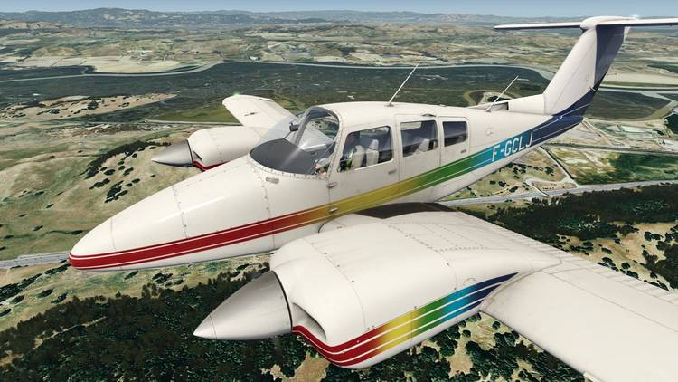 Just Flight - In-depth Avsim review of our new Duchess for