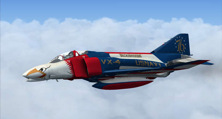 Just Flight - Simworks Studios F-4B/N Phantom II
