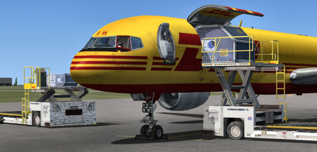 Just Flight - Cargo/Transportation
