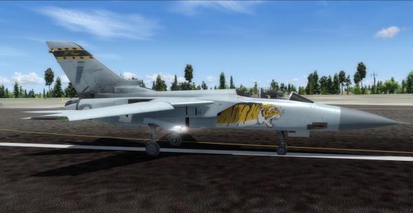Tornado F3 Livery Pack 1