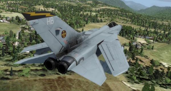 Just Flight Tornado F3 for P3D v4/v5