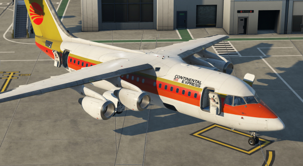 146 Professional for X-Plane 11