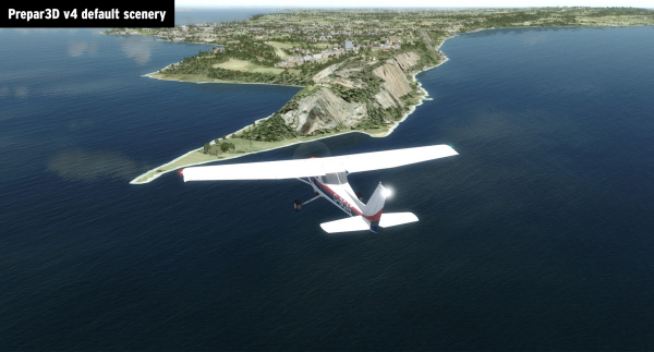 Just Flight - New generation of VFR photographic scenery
