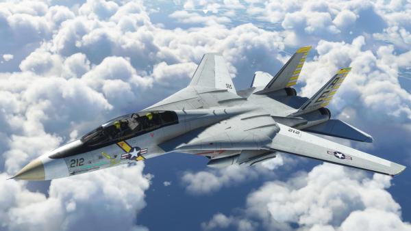 DC Designs F-14 A/B Tomcat