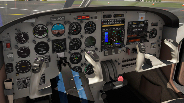 PA-28-181 Archer III for X-Plane 11