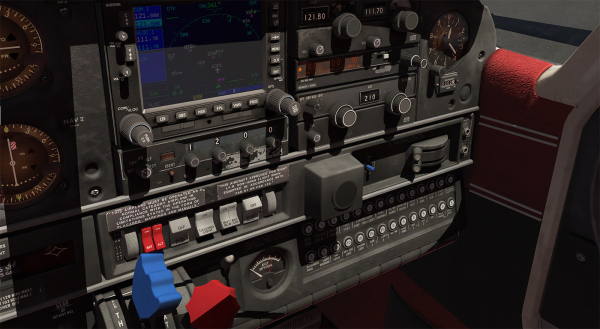 PA-28R Arrow III for X-Plane 11