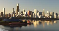 Chicago Landmarks MSFS