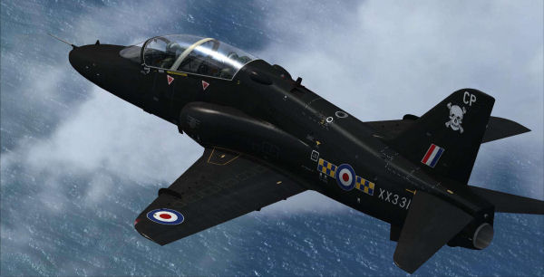 Hawk T1/A Advanced Trainer