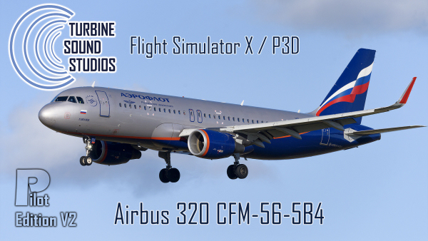 Just Flight - Three new Airbus A320/A321 sound packages from