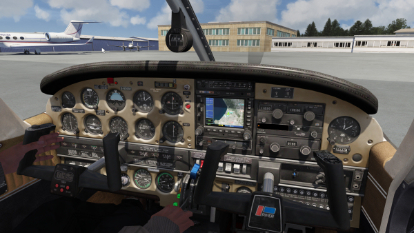 PA-28R Turbo Arrow III/IV for Aerofly FS 2