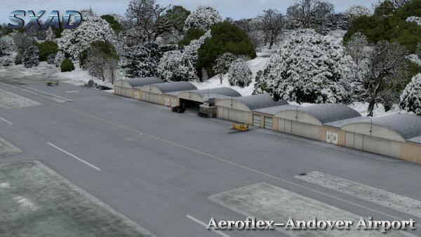 SXAD Aeroflex-Andover Airport and Trinca Airport, NJ