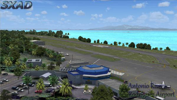 SXAD Antonio Rivera Rodriguez Airport