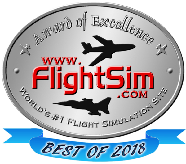 FlightSim.com Best of 2018 Awards