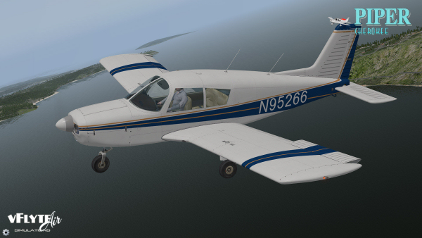 Just Flight - Eight X-Plane 11 GA aircraft from vFlyteAir are now on