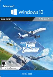 Microsoft Flight Simulator (Deluxe)