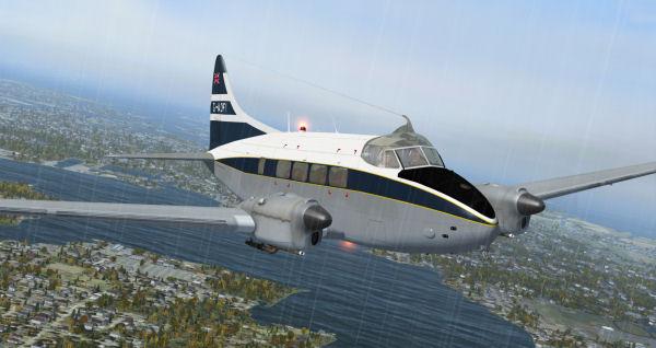 DH.104 Dove & Devon (Demo)