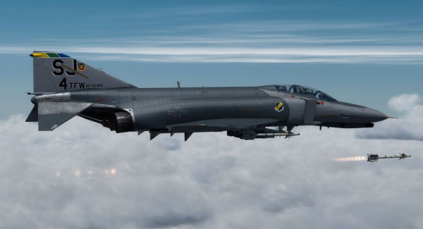 MilViz Advanced Series F-4E Phantom II
