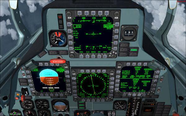 J-11B Flanker update March 2013
