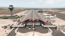 Airport Madrid for X-Plane 11