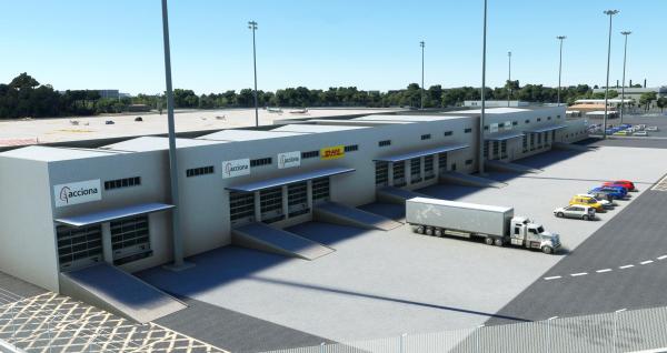 Palma de Mallorca Airport for Microsoft Flight Simulator