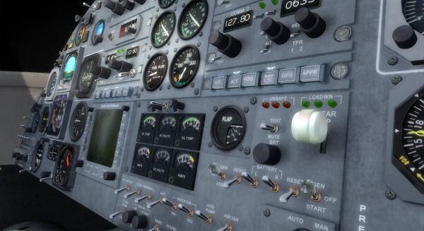 P3d Business Jets
