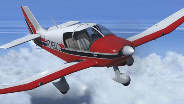 Just Flight Robin DR400 (for P3D & FSX)