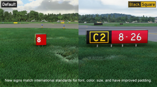 Real Taxiways USA