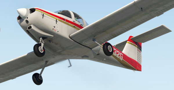 Just Flight PA-38 Tomahawk for X-Plane 11