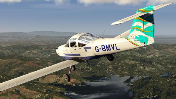 PA-38 Tomahawk (for Aerofly FS 2)
