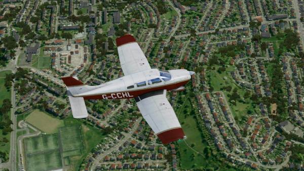VFR Real Scenery NexGen 3D – Vol. 4: Scotland