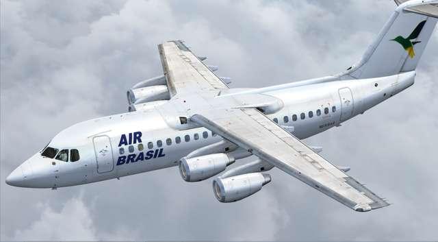 Just Flight - 146-200/300 Jetliner