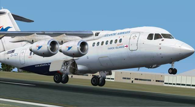 Just Flight - 146-200/300 Jetliner Livery & FMC Expansion Pack