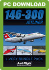 146-300 Jetliner Livery Bundle Pack