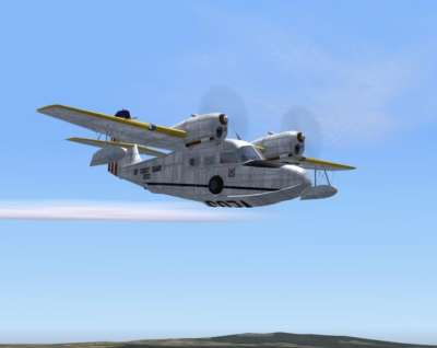 Just Flight - G-44 Widgeon